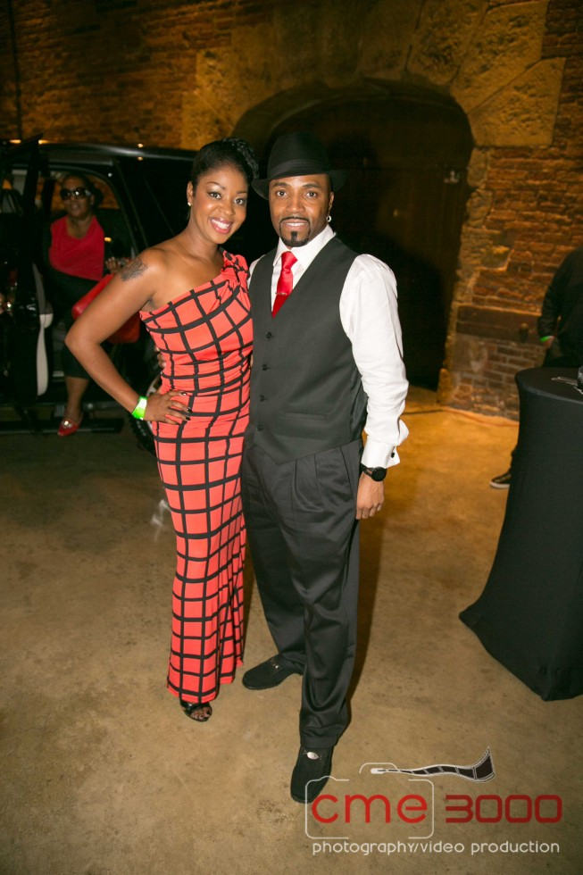 teddy riley-princess-DEION SANDERS Prime Time Black and Red GALA-the jasmine brand