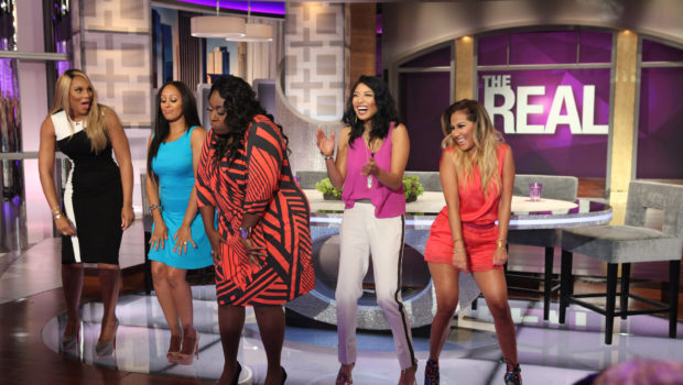 EXCLUSIVE: Behind The Scenes Of 'The Real's' First Episode + The Game Dishes On Relationship Status With Ex-Fiance/Baby Mama