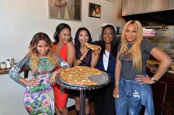 the real talk show-ny pizza-the jasmine brand