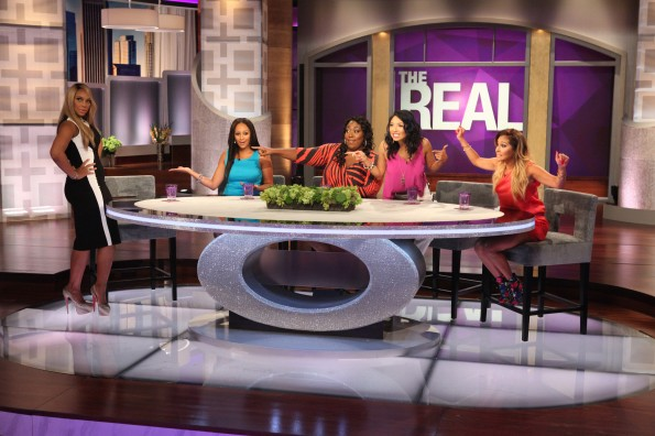 the real-talk show-tamar braxton-adrienne bailon-lonnie love-episode 1-the jasmine brand