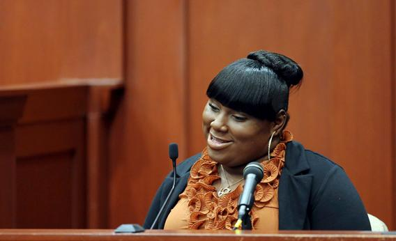 tom joyner-gives trayvon martins friend-rachel jeantel full ride scholarship-the jasmine brand