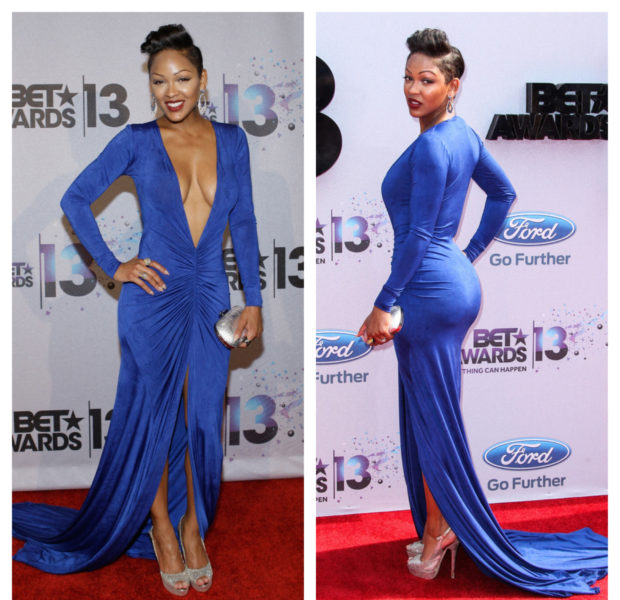 Was Meagan Good's Dress Too Sexy For A Married Christian Woman?