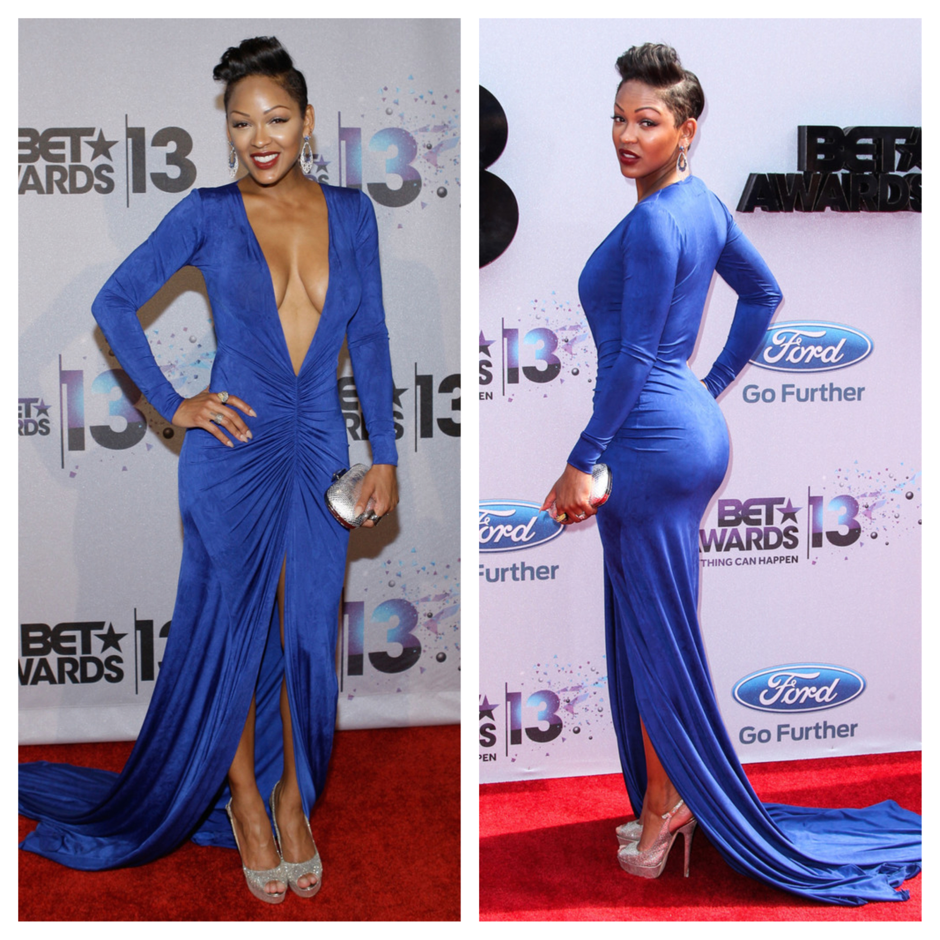 Megan Good - BET Awards 2013