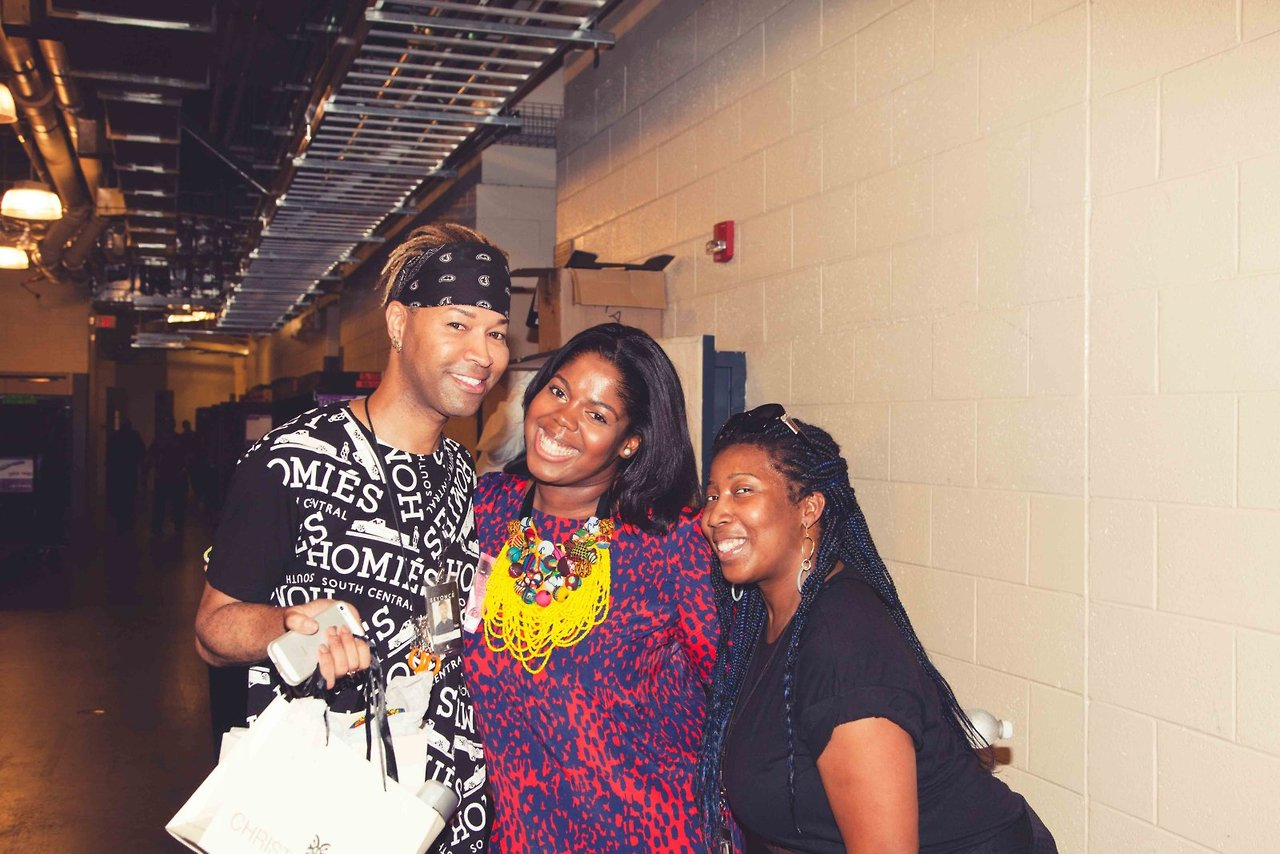 ty hunter-backstage beyonce mrs carter show-the jasmine brand