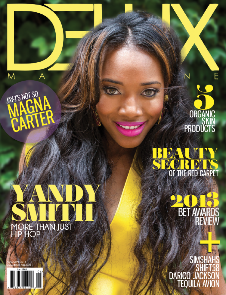 yandy smith-deluxe magazine-the jasmine brand