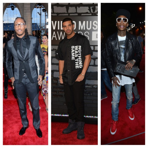 2 chainz-drake-wiz khalifa-mtv vma 2013-the jasmine brand