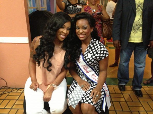 KMichelle-Teen Black USA Chandler Foreman-the jasmine brand