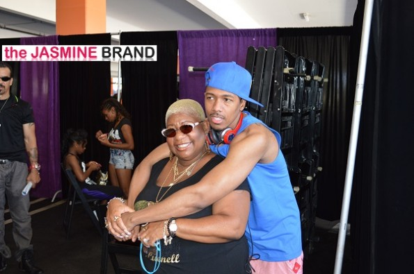 Nick-Cannon-Luenell-Third-Annual-Back-To-School-2013-The-Jasmine-Brand
