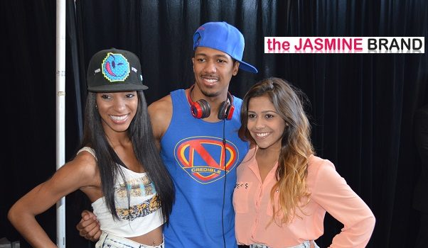 [Photos] Nick Cannon Hosts 3rd Annual Back To School Give-Away & Concert