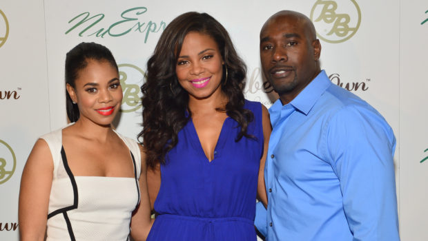 [PHOTOS]: Sanaa Lathan, Morris Chestnut & Regina Hall Kick Off 'The Best Man' Holiday Promo in ATL