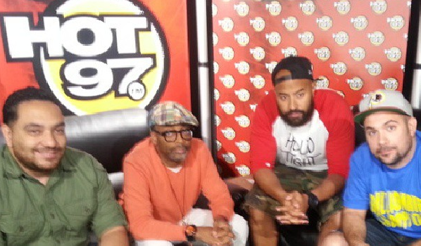 Spike Lee Ends His Beef With Tyler Perry: 'We Are Cool. There Are No Ill Feelings'