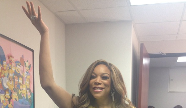 [VIDEO] Wendy Williams Protests Watching RHOA After Fight Scene & Drug Use Rumors