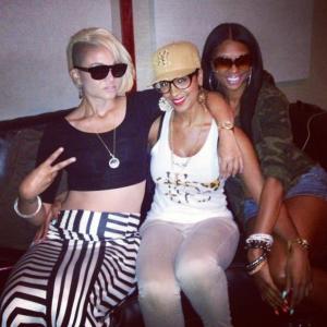 Jennifer-Williams-Olivia-Charli-Baltimore-Studio-NYC-2013-The-Jasmine-Brand