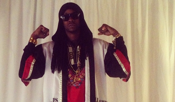 "2 Chainz Reacts To Dramatic Bus Arrest: ""Too Blessed To Be Stress"""