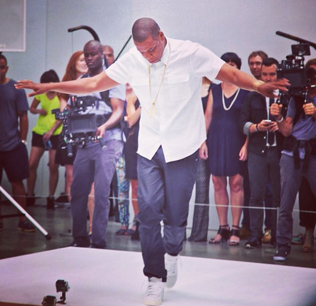 [WATCH] Jay Z Unveils 'Picasso Baby: A Performance Art Film'