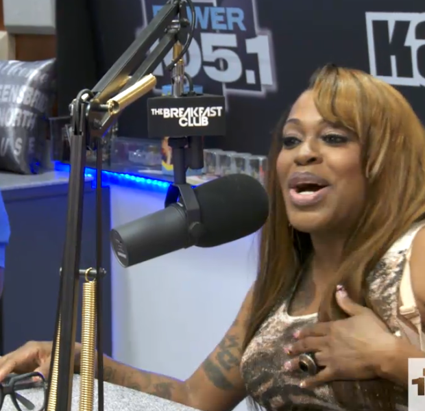 [VIDEO] Lil Mo Talks 'R&B Divas' Drama, Calls Dawn Robinson A Coward, Kelly Price Controlling & Clarifies Remarks About Stevie Wonder