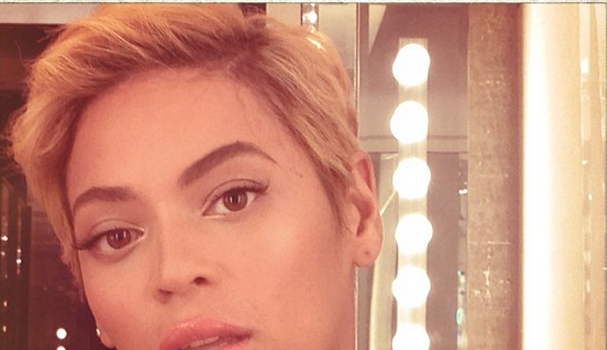 Bye Bye Long Hair! Beyonce Makes The Big Chop, Cuts Hair Off