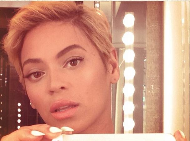 Bye Bye Long Hair! Beyonce Makes The Big Chop, Cuts Hair Off