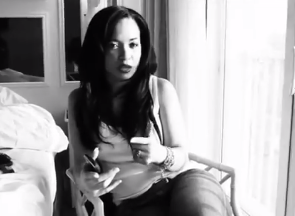 [WATCH] Celebrity Stylist Chris Mannor Debuts New Video With Karrine Steffans, 'Monster'