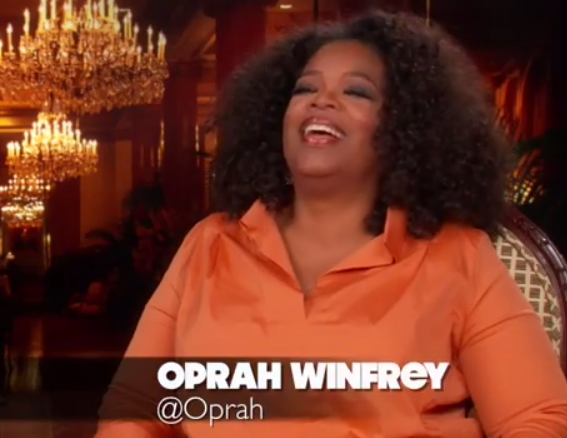 Oprah Explains How It Felt To Twerk In 'The Bulter' + Steamy Love Scene With Terrence Howard