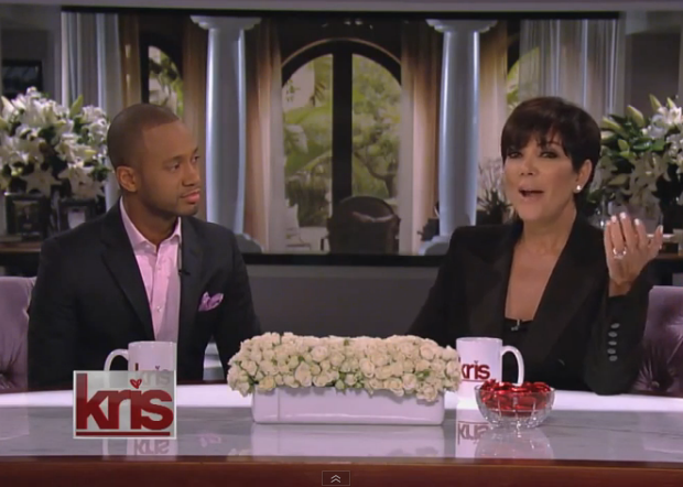 [VIDEO] Kris Jenner Chastises Obama For His Remarks About Kim & Kanye, Suggests He's Being Hypocritical