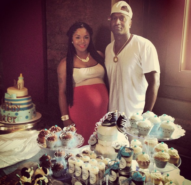 [Photos] She's Ready to Pop! Love Hip Hop Atlanta's Rasheeda & Kirk Frost A Festive Baby Shower