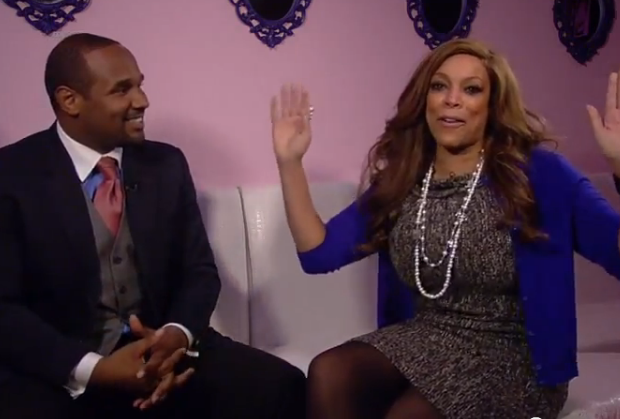 [WATCH] Wendy Williams Talks Jesus: 'No, I don't go to church…but I worked that out with the Lord.'
