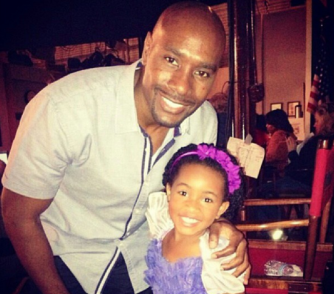 Morris chestnut first wife