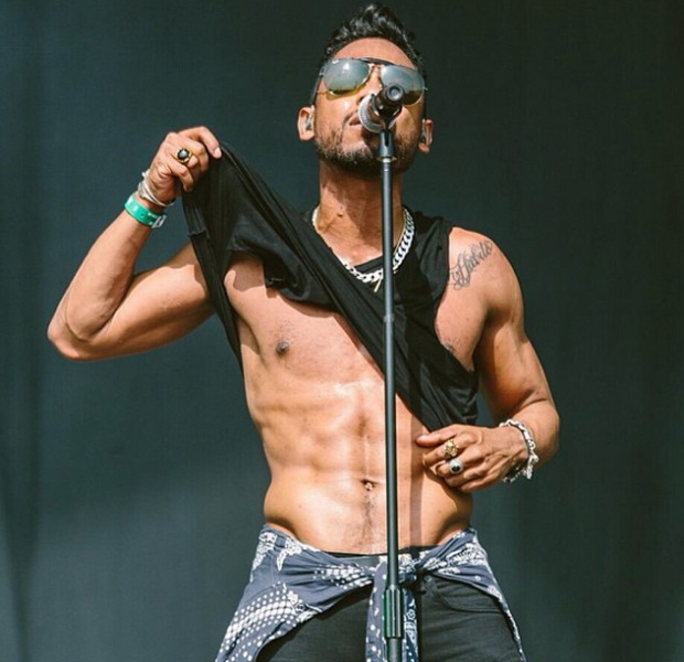Miguel Remains Mum After Early Morning DUI Arrest