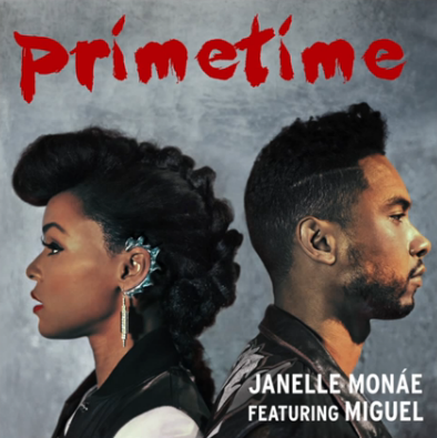 [NEW Music] Janelle Monae Enlists Miguel For 'Primetime'