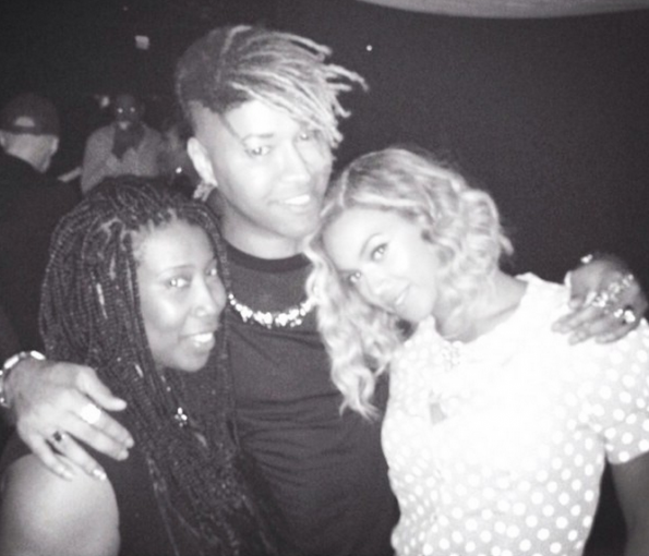 Beyonce Brings New Hair to Ty Hunters B-Day Bash, Rihanna ...