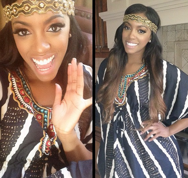 [VIDEO] RHOA's Porsha Stewart Pursuing Music Career, Reality Star Performing Live at ATL Concert