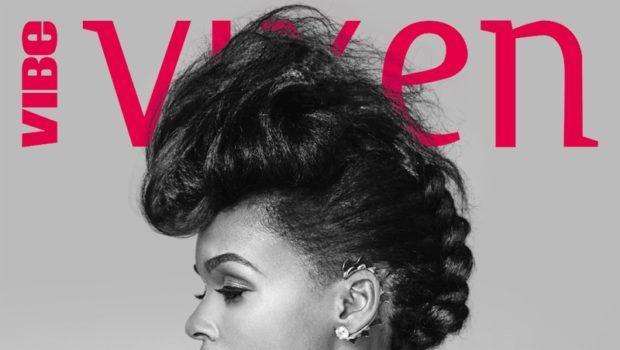 'I've evolved.' – Janelle Monáe Covers Vibe Vixen