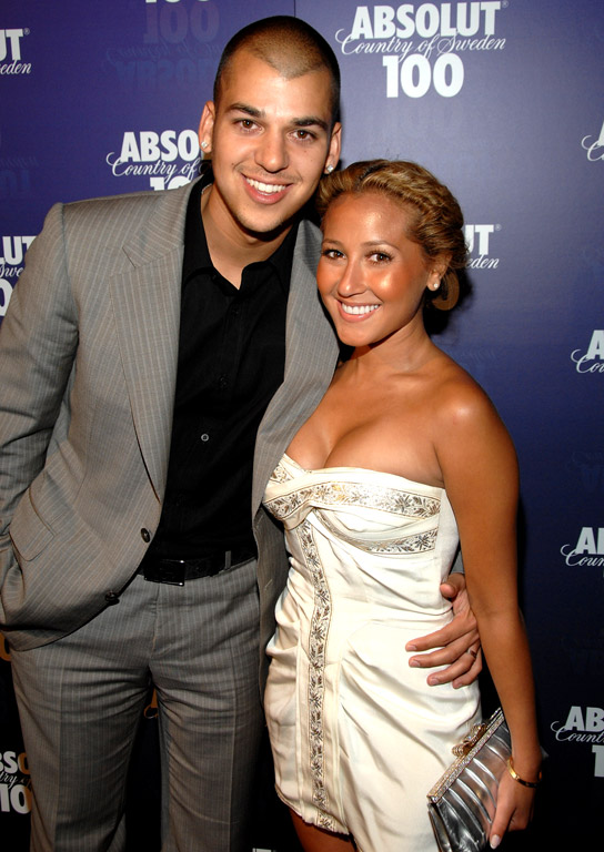 adrienne bailon dating rob kardashian was so hurtful Adrienne bailon did not take too kindly to her ex rob kardashian's family dissing her on social media during an interview on her talk show the real, bailon opened up about why she was so hurt by kim kardashian and khloé kardashian.