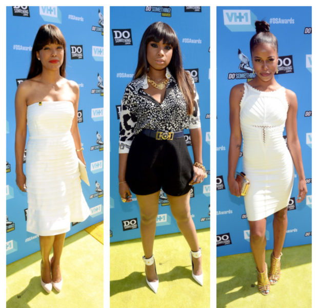 [Photos] Jennifer Hudson, NeYo, Carmen Electra & Other Famous Faces Attend 'Do Something Good Awards'