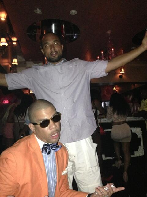 al reynolds-greg leakes birthday miami-the jasmine brand