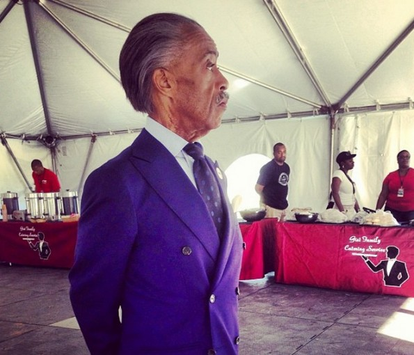 al sharpton-march on washington-50th anniversary-the jasmine brand