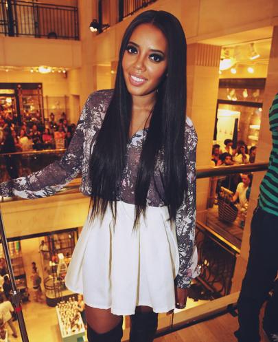 angela simmons-web site launch-the jasmine brand