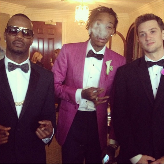 b-meet the groom-wiz khalifa wedding attire-the jasmine brand