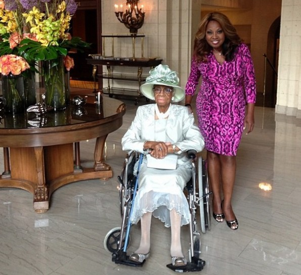 b-star jones-and grandmother-visit white house 2013-the jasmine brand