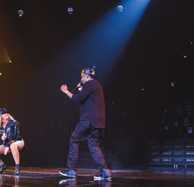 [VIDEO] Beyonce Pulls Out Surprise for Final Brooklyn Show, Brings Jay Z Out For 'Tom Ford' Performance