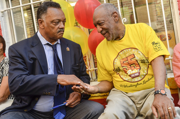 [Photos] Bill Cosby Invades DC for Bens Chili Bowl's 55th Anniversary