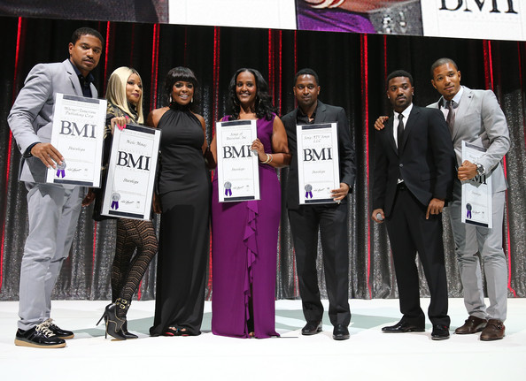 bmi-hip hop awards 2013-lil wayne-nicki minaj-the jasmine brand