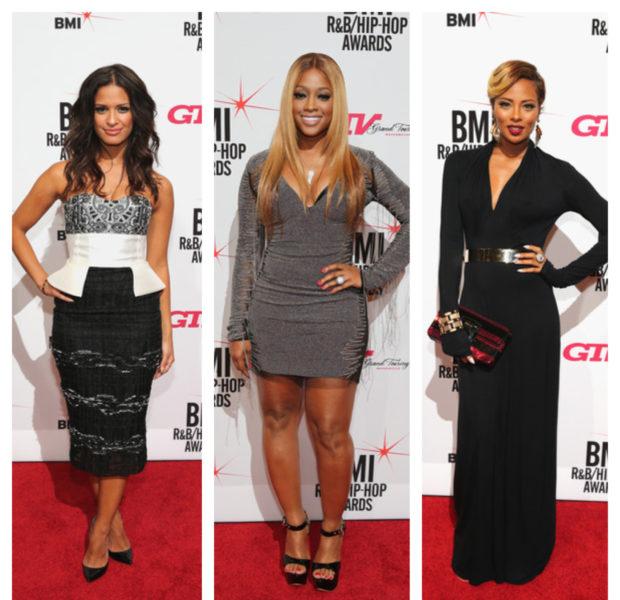 Nicki Minaj, Lil Wayne & Cash Money Take Home Multiple BMI Hip Hop Awards + Eva Marcille, Trina & Friends Hit Red Carpet