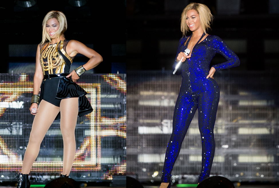 Beyonce brings new bob new clothes senior citizens to v festival