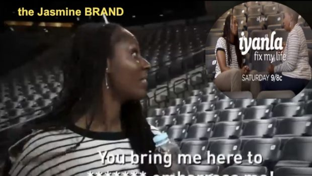 [WATCH] Former WNBA Baller Chamique Holdsclaw to Appear on 'Iyanla: Fix My Life'