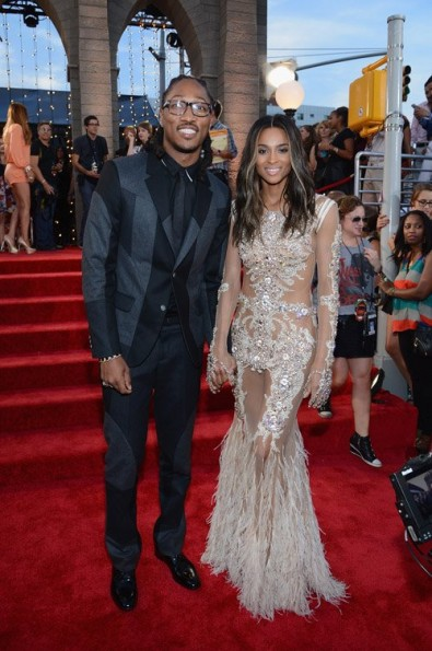 ciara-future-mtv vma 2013-red carpet-the jasmine brand