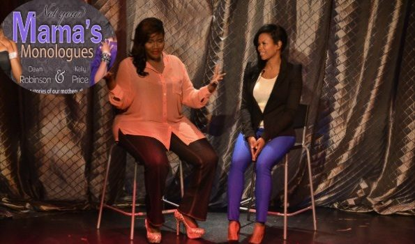 [VIDEO] The Show Must Go On! R&B Divas of LA's Kelly Price & Dawn Robinson Release Their Own Monologue