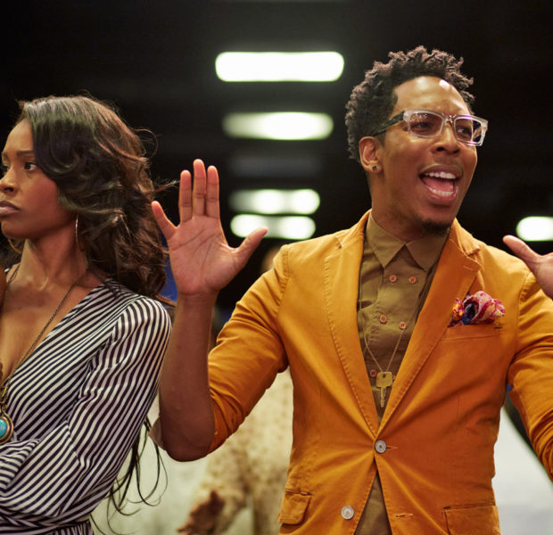 'Preachers Of LA' Reality Star, Pastor Deitrick Haddon Marries Girlfriend Dominique McTyer