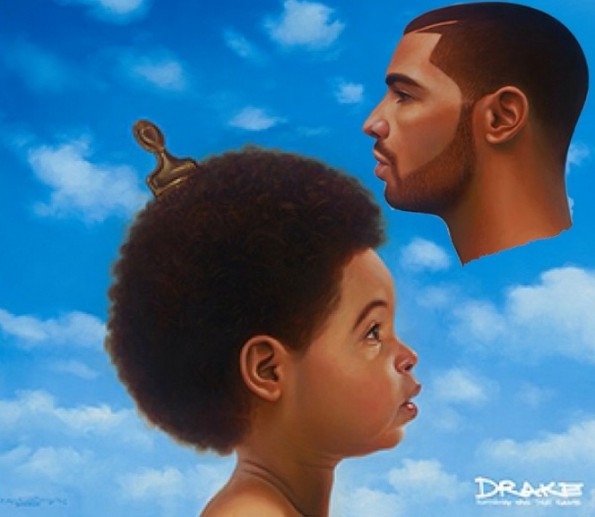 drake album cover-nothing was the same-the jasmine brand